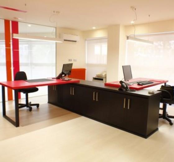 Oficinas Grupo Cu4tro